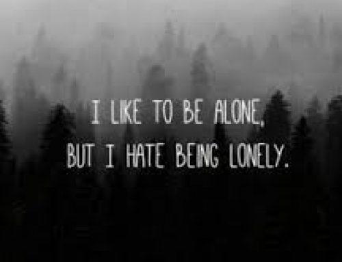 Verband tussen psychose en eenzaamheid