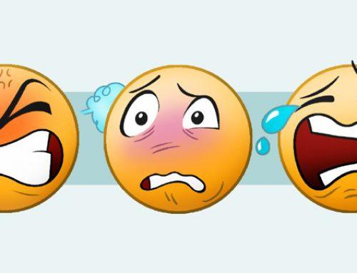 Wanneer leidt een negatieve emotie tot achterdocht? Vooral als je gaat piekeren.