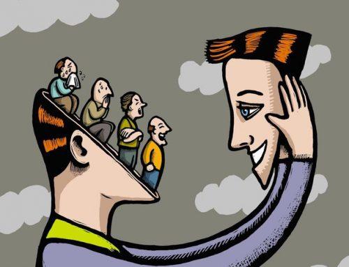 De vicieuze cirkel tussen stemmen horen en negatieve gevoelens
