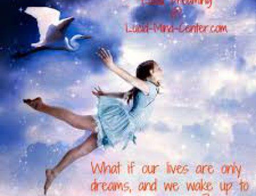 Samenhang tussen 'wakker dromen', paranormale ervaringen en reality testing