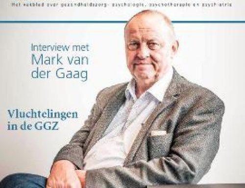 Mark vd Gaag in GZ-psychologie