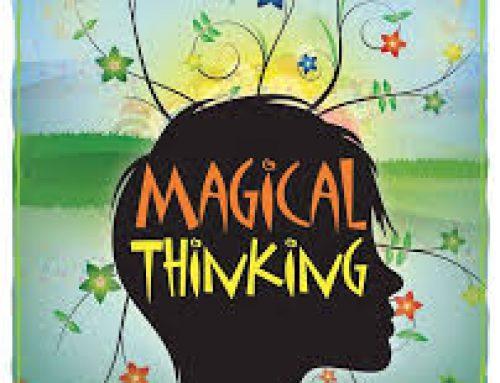 Stimuleert een pandemie magisch denken?