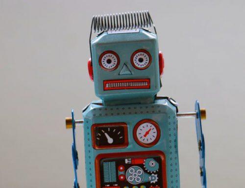 M'n robot heeft een waan